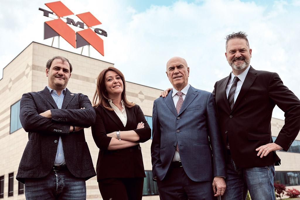 TMG: una sola famiglia, un unico referente. Andrea, Chiara e Francesco e il padre Mario